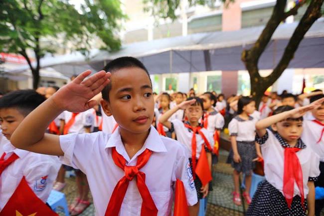 Những hình ảnh đầu tiên về lễ khai giảng năm học mới trên cả nước - 2