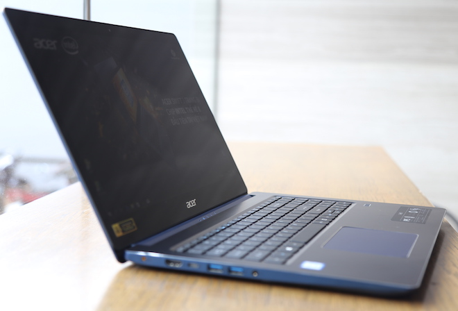 Lộ diện laptop chạy vi xử lý Intel Core i thế hệ thứ 8 đầu tiên tại VN - 5