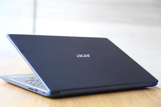 Lộ diện laptop chạy vi xử lý Intel Core i thế hệ thứ 8 đầu tiên tại VN