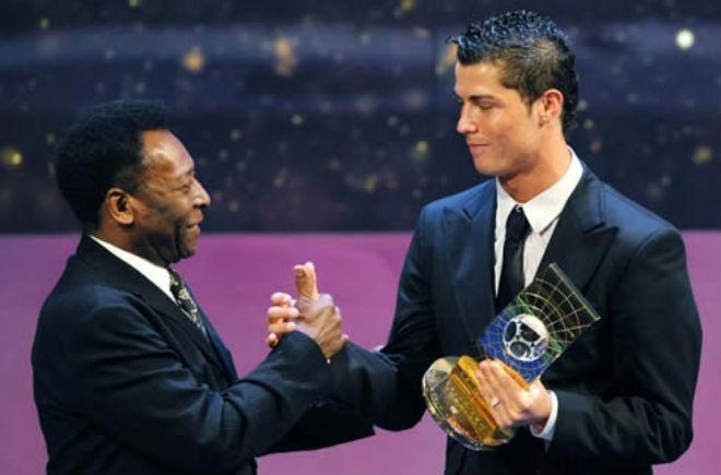 Cuộc đua vĩ đại nhất: Pele thách Ronaldo phá kỉ lục 1283 bàn thắng - 2