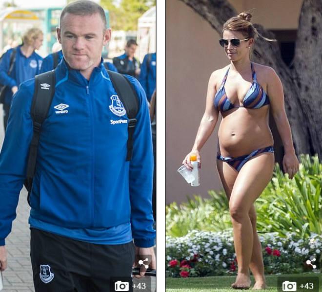 Rooney sắp bị vợ bỏ: Âm mưu triệu đô của gái gọi giả danh trí thức? - 1