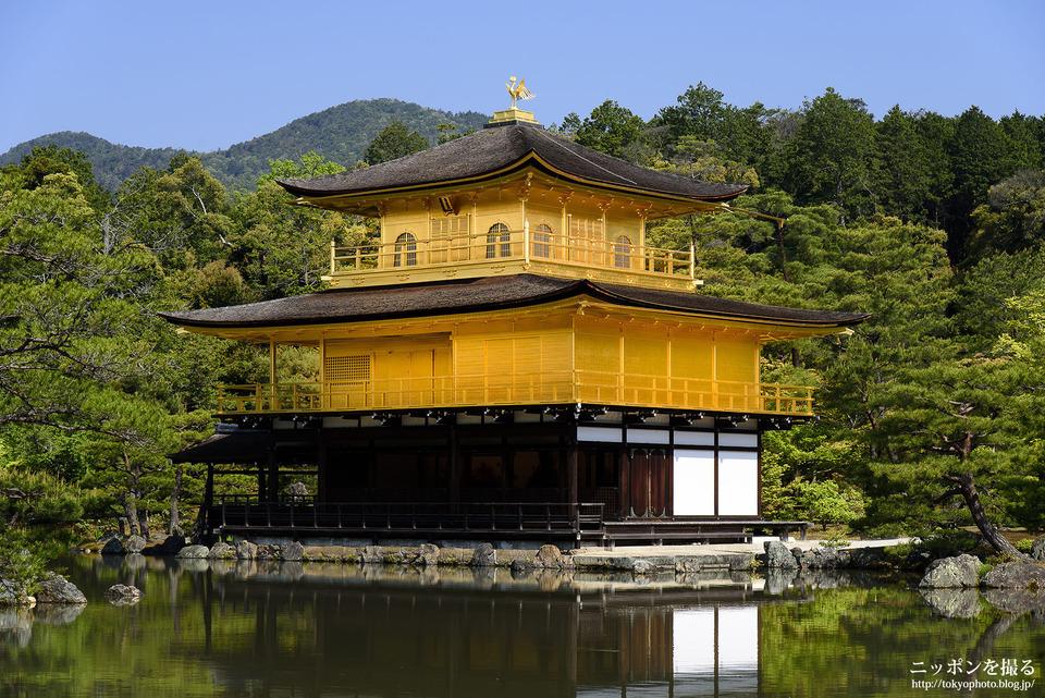 Choáng ngợp ngôi chùa được dát bằng vàng thật ở Nhật Bản - 2