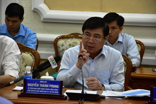 """Ông Nguyễn Thành Phong """"lật tẩy"""" các báo cáo """"đẹp"""" - 1"""