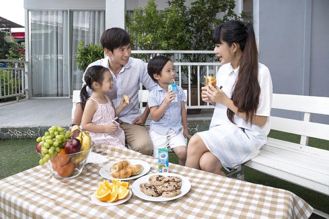 """Hot mom Minh Hà: Lần đầu con vào lớp 1, mẹ cũng cần có """"chiêu""""! - 3"""