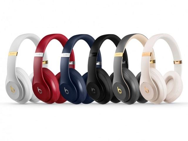 Ra mắt tai nghe không dây Apple Beats Studio 3, giá 8 triệu đồng