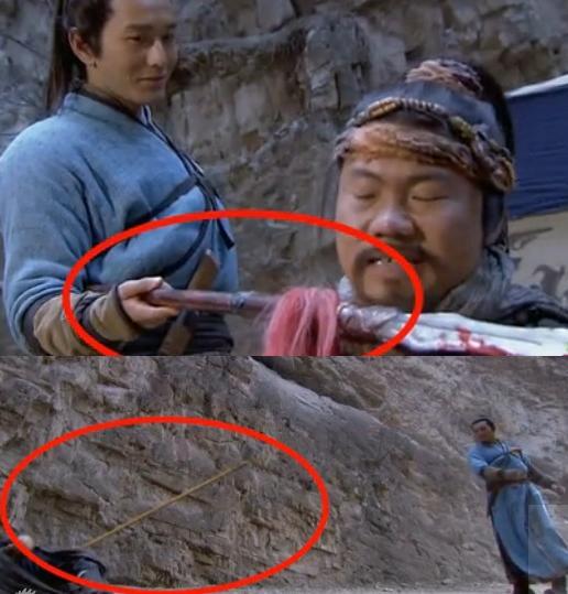 Soi những lỗi ngớ ngẩn trong phim cổ trang Trung Quốc - 2