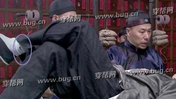 Soi những lỗi ngớ ngẩn trong phim cổ trang Trung Quốc - 6