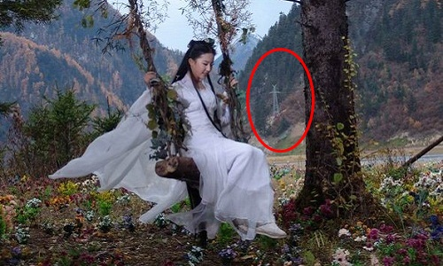 Soi những lỗi ngớ ngẩn trong phim cổ trang Trung Quốc - 7