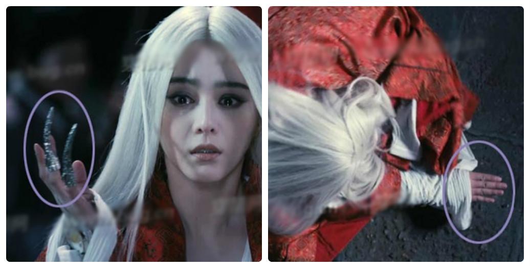 Soi những lỗi ngớ ngẩn trong phim cổ trang Trung Quốc - 9