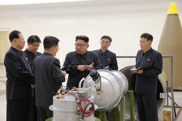 Lộ diện 2 nhân vật giúp Kim Jong-un sở hữu bom nhiệt hạch - 2