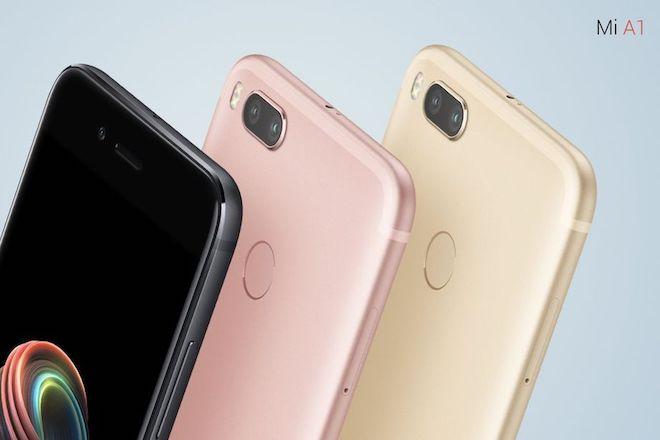 """Xiaomi """"bắt tay"""" với Google trình làng A1 giá rẻ có camera kép - 1"""