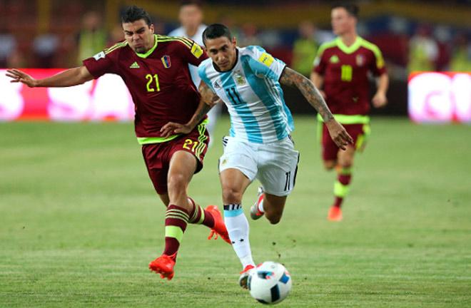 Argentina – Venezuela: Messi, Di Maria mặc sức tung hoành - 2