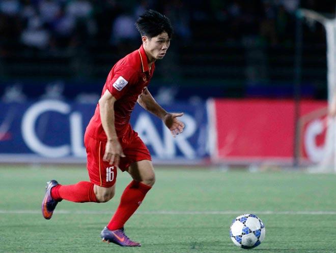 """""""Ronaldo Campuchia"""" khiến Công Phượng ngậm ngùi rời sân - 1"""