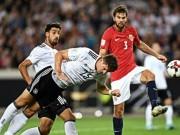 """Bóng đá - Đức - Na Uy: Sao Arsenal khai màn """"tiệc bàn thắng"""""""
