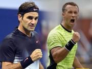 Thể thao - Federer - Kohlschreiber: Bùng nổ thời khắc quyết định (Vòng 4 US Open)