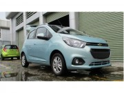 Chevrolet Spark 2017 về Việt Nam, giống hệt Beat 2018