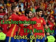 Liechtenstein - Tây Ban Nha: Sàn diễn song tấu Real 700 triệu bảng