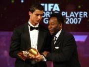 Cuộc đua vĩ đại nhất: Pele thách Ronaldo phá kỉ lục 1283 bàn thắng