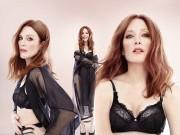 Đời sống Showbiz - Cựu ảnh hậu Oscar U60 tự tin làm người mẫu đồ lót