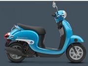 Thế giới xe - Xe tay ga Honda Scoopy hoàn toàn mới lộ ảnh thử nghiệm