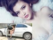 """Đời sống Showbiz - Mỹ nữ Vũng Tàu đi siêu xe 70 tỷ phải """"dè chừng"""" đám cưới của người đẹp này"""