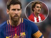 Bóng đá - Barca giữ Messi: Hứa cướp Griezmann 100 triệu euro trước mũi MU