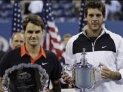 """Thể thao - US Open: """"Tòa tháp"""" Potro hẹn phá kinh điển Federer - Nadal"""