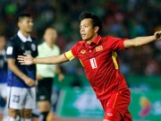 Bóng đá - ĐT Việt Nam thắng Campuchia: Đẳng cấp thủ quân Văn Quyết