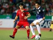 Bóng đá - ĐT Việt Nam: 66 phút thảm họa của Công Phượng, cú sốc SEA Games còn đó