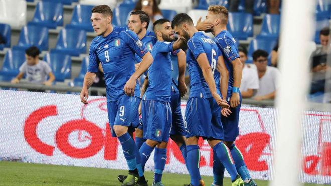 """Italia - Israel: """"Đòn kết liễu"""" lạnh lùng"""