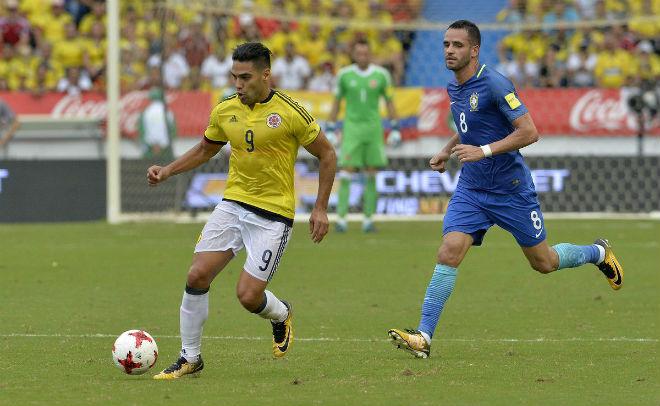 "Colombia - Brazil: ""Hàng Chelsea"" lu mờ Neymar"