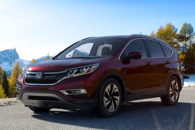 Honda CR-V được bán giá thấp
