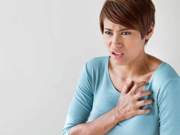 Ở phụ nữ các triệu chứng đau tim xảy ra nhiều hơn