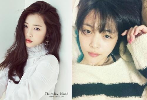 """10 mỹ nhân Hàn Quốc đẹp không tì vết dù rũ bỏ """"mặt giả"""" - 2"""