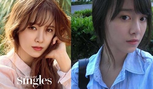 """10 mỹ nhân Hàn Quốc đẹp không tì vết dù rũ bỏ """"mặt giả"""" - 1"""