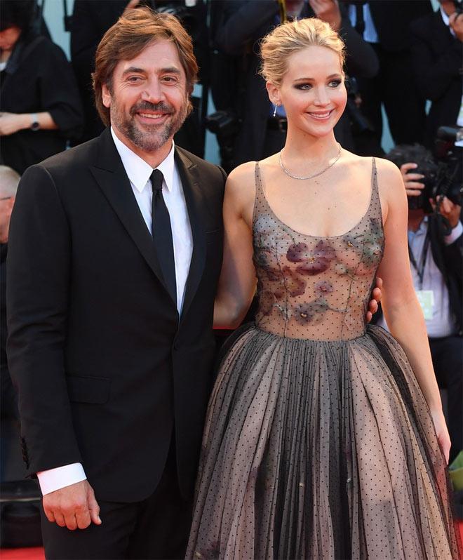 Phim kinh dị của Jennifer Lawrence gây phản ứng trái ngược ở LHP Venice - 1