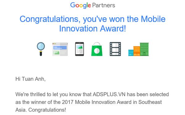 """Việt Nam vô địch """"SEA Games"""" dành cho các nhà quảng cáo Google - 2"""
