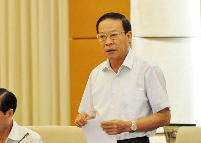 Tướng Lê Quý Vương nói về 2 vấn đề lớn của các đại án - 1