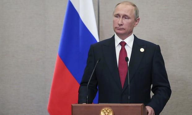 """Putin: """"Tôi không phải chú rể của ông Trump"""" - 1"""