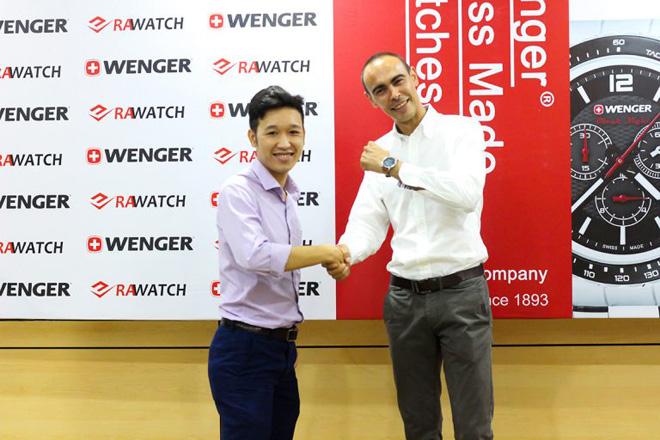 Đồng hồ Wenger phá vỡ mọi giới hạn về giá - 1