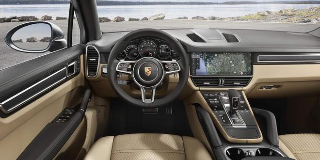 Porsche Cayenne 2018 có giá từ 4,54 tỷ đồng tại Việt Nam - 3