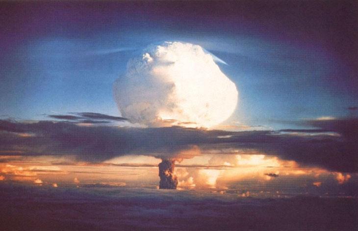 """Bom nhiệt hạch Triều Tiên đủ sức làm """"bốc hơi"""" thành phố Mỹ - 1"""