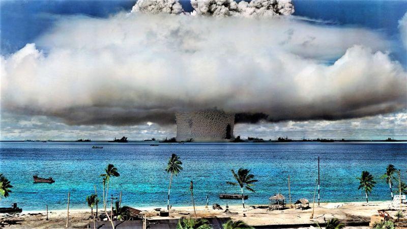"""Bom nhiệt hạch Triều Tiên đủ sức làm """"bốc hơi"""" thành phố Mỹ - 3"""