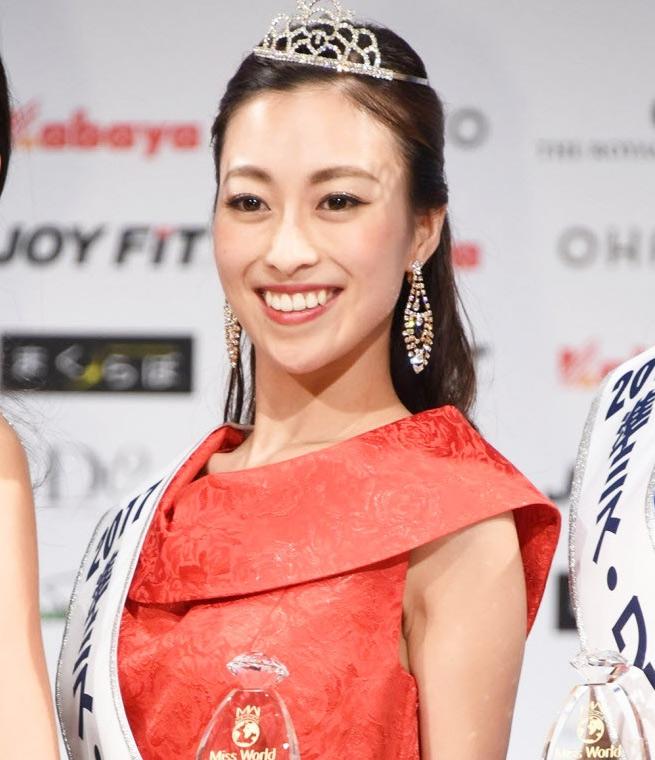 Ngỡ ngàng vì thí sinh, hoa, á hậu Nhật Bản xấu đều - 10