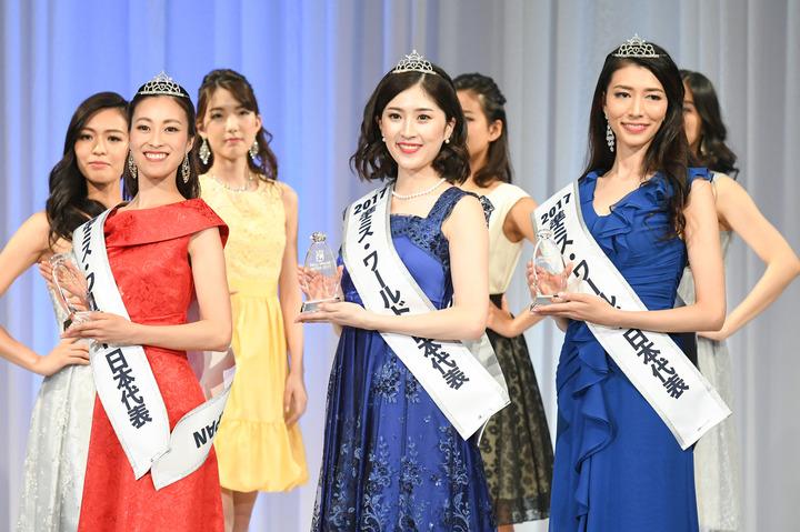 Ngỡ ngàng vì thí sinh, hoa, á hậu Nhật Bản xấu đều - 9