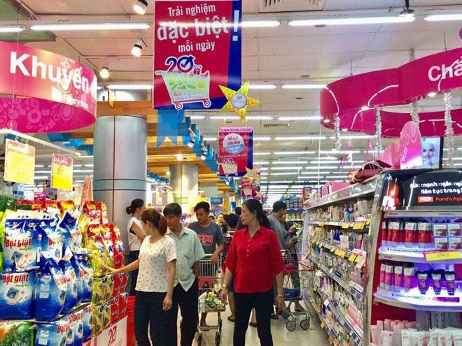 Co.opmart giảm giá mạnh trái cây, bếp ga, bột giặt vào 3 ngày cuối tuần - 2
