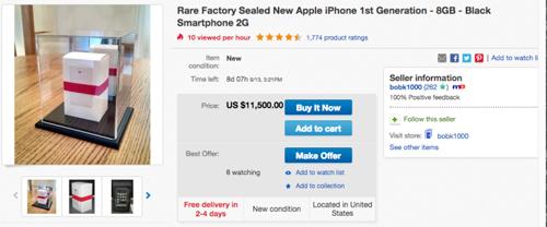 iPhone 8 giá 1.000 USD chưa là gì so với chiếc iPhone này - 2