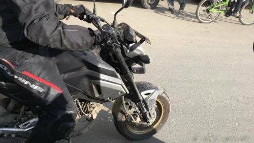 2018 Honda Grom không ngụy trang thử nghiệm - 3