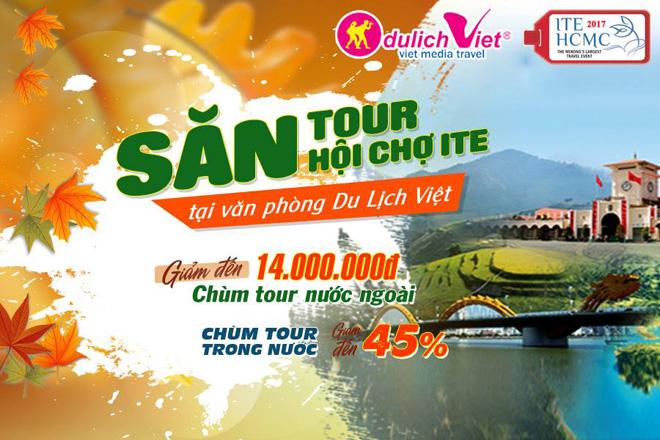 5 ngày mua tour giảm giá đến 45% tại Du Lịch Việt - 1