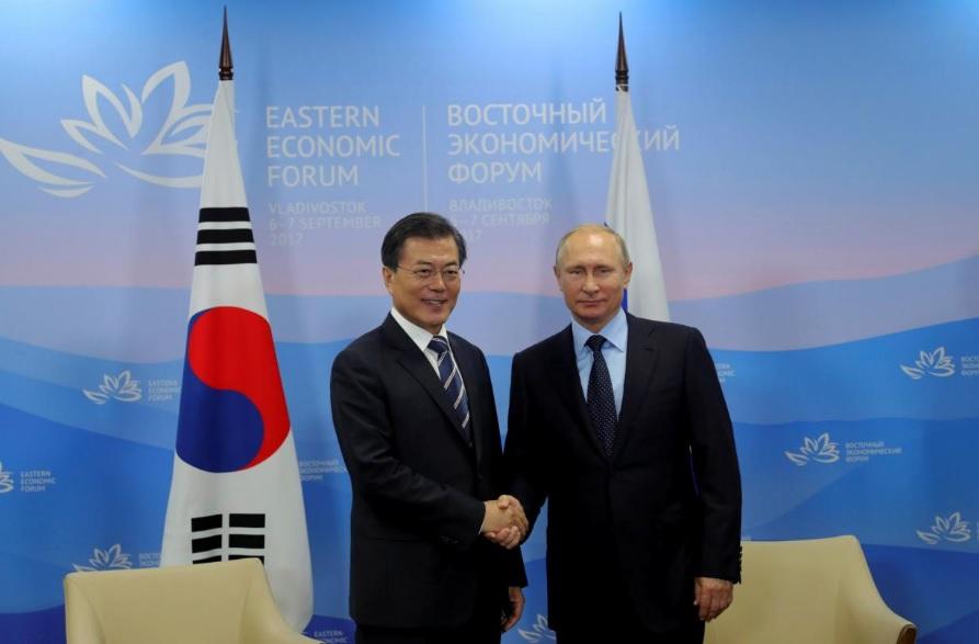 Putin nói về Triều Tiên sau khi gặp Tổng thống Hàn Quốc - 2